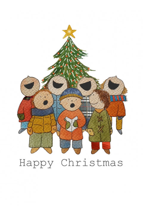 Christmas Cards by Maria Jose Gonzalez Cards - Made in Co. Dublin, Ireland