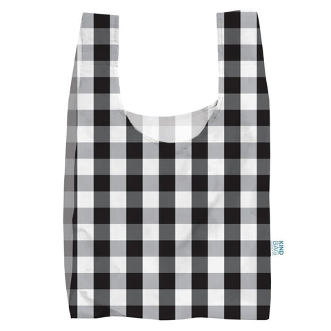 Reusable Shopping Bag - Gingham