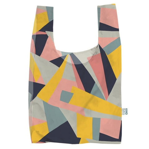 Reusable Shopping Bag - Mosaic