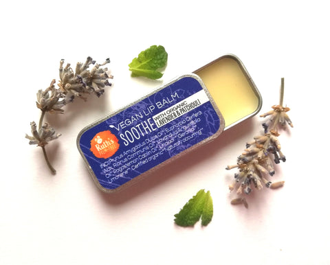 Vegan Lip Balm - Soothe by Ruth's Palm-Free