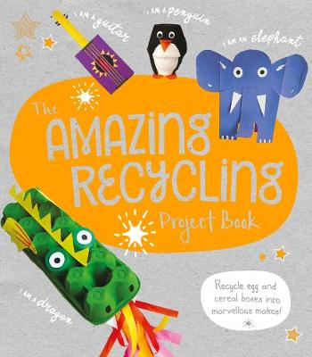 The Amazing Recycling Project Book: Recycle egg and cereal boxes into marvellous makes! (Paperback)