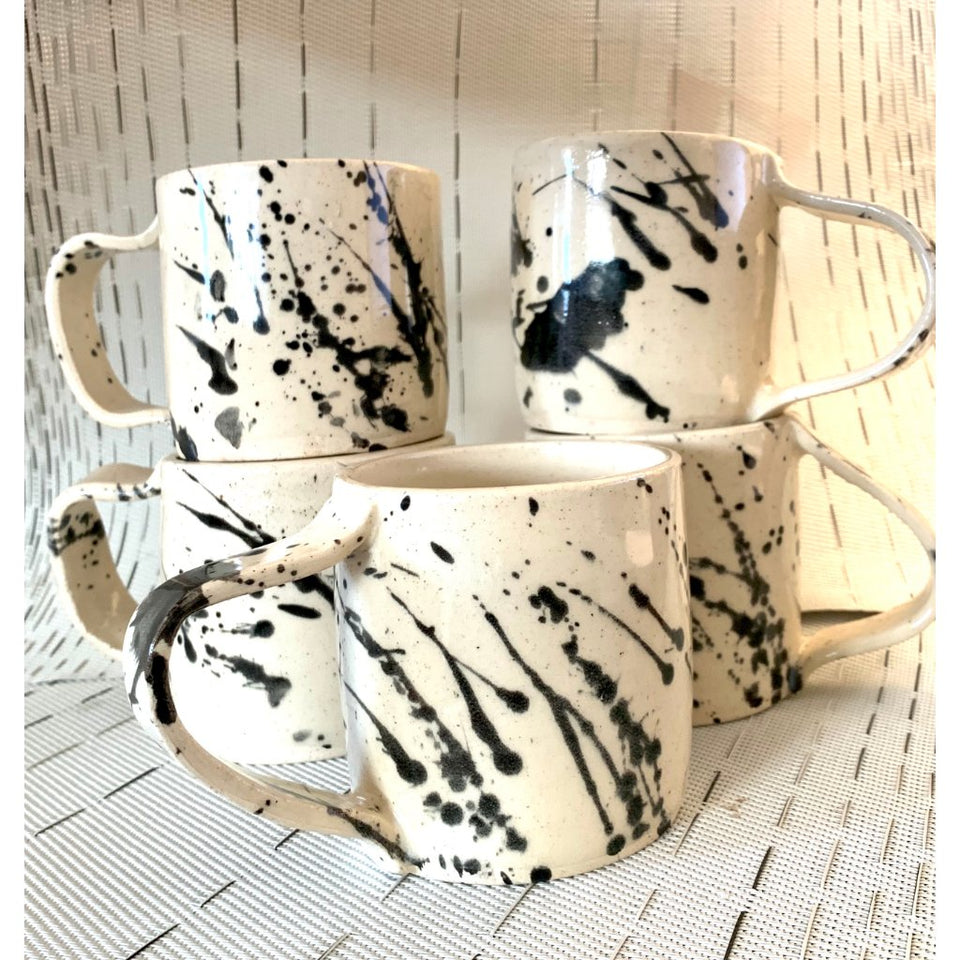Tea cups with handles
