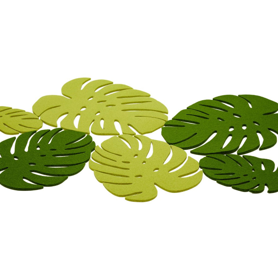 Monstera Trivet Medium