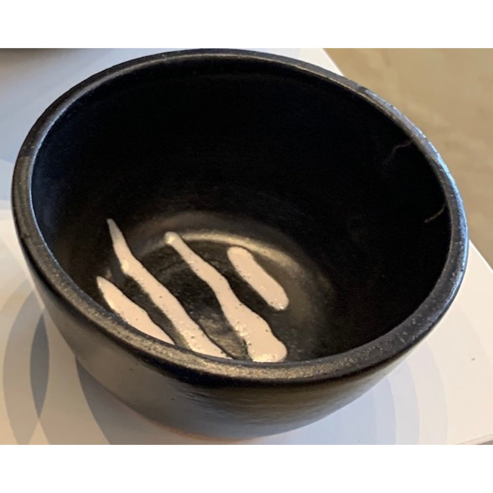 Black Zebra Mixing Bowl