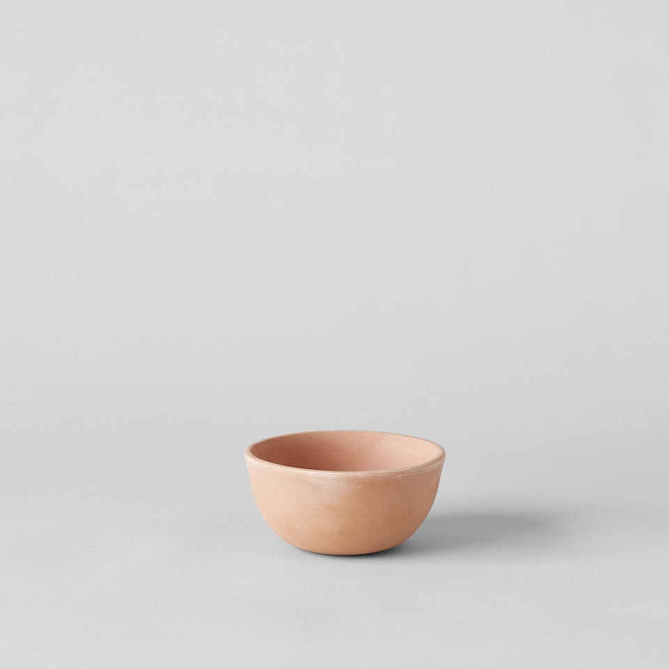 Half Sphere Terra Cotta Planter