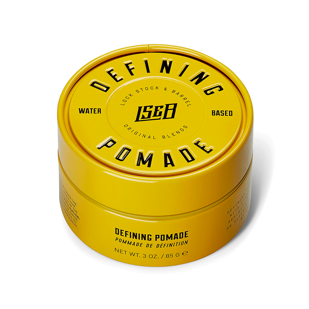 Lock Stock & Barrel - DEFINING POMADE - 85g