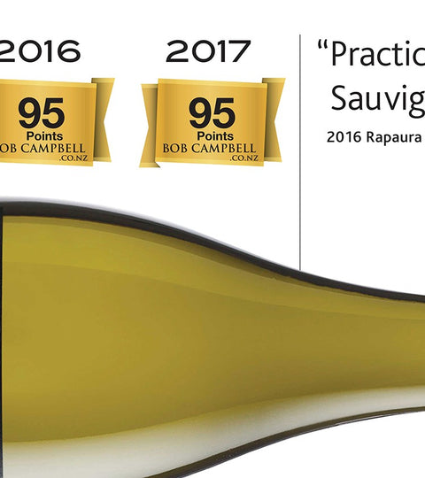 Bob Campbell's Top 2017 New Zealand Sauvignon Blanc