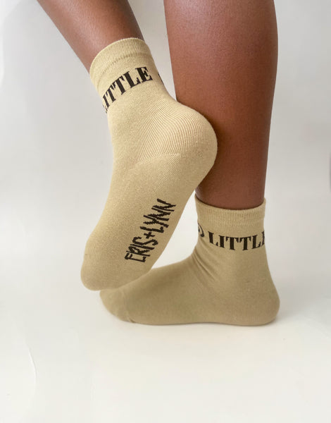 Youth Signature Logo Socks