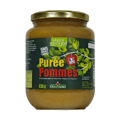 Puree Pommes En Conversion 825g