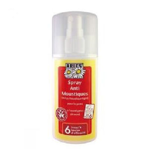 Spray Anti Moustiques 100ml Aries