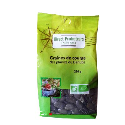 Graines Courge 250G Direct Producteurs
