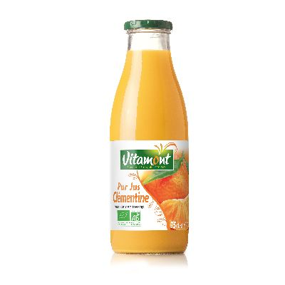 Jus Clementines 75 Cl Vitamont