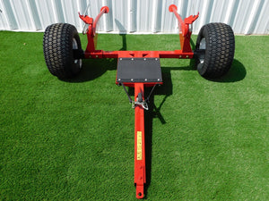 Toro TransPro 80 trailer w/ Rail Ramp Kit