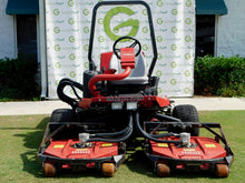 Load image into Gallery viewer, Toro Grounds Master 3500D Sidewinder 3WD