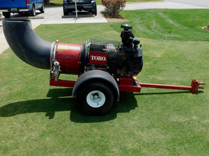 Toro ProForce Debirs Blower
