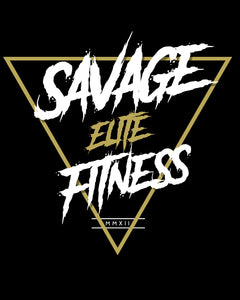 Savage Elite Fitness Apparel