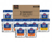 Load image into Gallery viewer, Just  in Case...®  3-Day Emergency Kit (9 pouches)