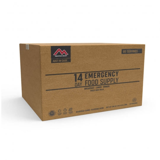 Just  in Case...®  14-Day Emergency Kit  (42 pouches)