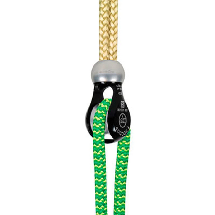 ART Cocoon Pulley For Use With 8mm-14mm Ropes