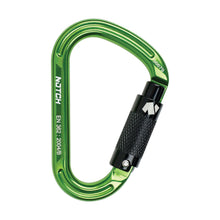 Load image into Gallery viewer, Notch HMS Aluminum CarabinerISC Paddle Aluminum Accessory Carabiner Non-Locking