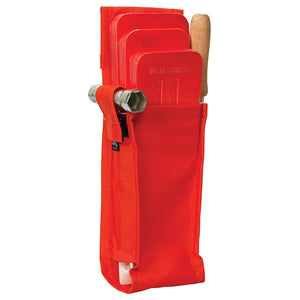 Heavy-Duty, Multi-Tool Holster, Orange