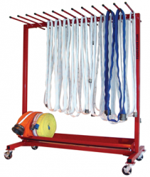 Mobile Hose Drying Racks
