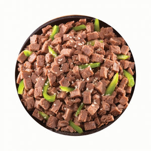 Diced Beef - GF #10 Can  (6 cans/case)