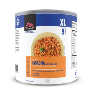 Lasagna with Meat Sauce #10 Can (6 can/case)