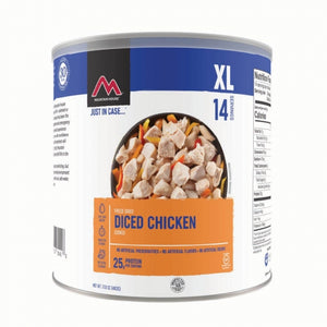 Diced Chicken - GF #10 Can (6 cans/case)