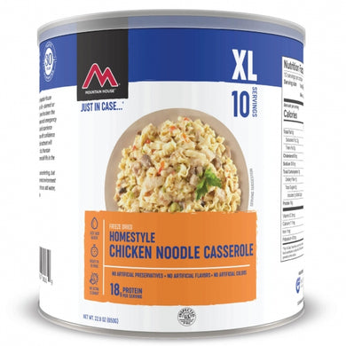 Homestyle Chicken Noodle Casserole #10 Can (6 can/case)