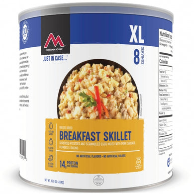 Breakfast Skillet #10 Can (6 can/case)