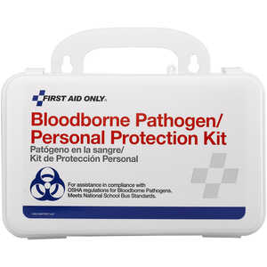 First Aid Only® Bloodborne Pathogens Protection Kit