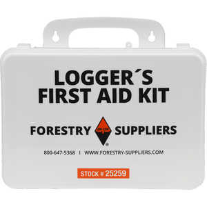 Logger's First Aid Kits - OSHA Mandated Kits
