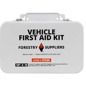 10-Person Vehicle First Aid Kit