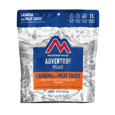 Lasagna with Meat Sauce Pouch (6 pouches/case)