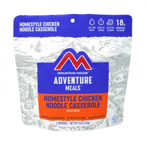 Homestyle Chicken Noodle Casserole Pouch  (6 pouches/case)