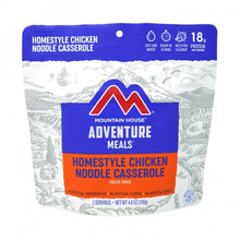 Load image into Gallery viewer, Homestyle Chicken Noodle Casserole Pouch  (6 pouches/case)