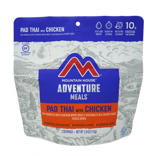 Pad Thai with Chicken - GF  Pouch  (6 pouches/case)