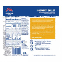 Load image into Gallery viewer, Breakfast Skillet-Pouch  (6 pouches/case)
