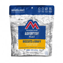 Load image into Gallery viewer, Biscuits and Gravy Pouch  (6 pouches/case)