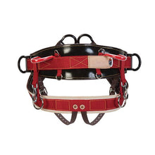 "Load image into Gallery viewer, WLC-315 Saddle with 1"" Heavy-Duty Coated Webbing Leg Straps"