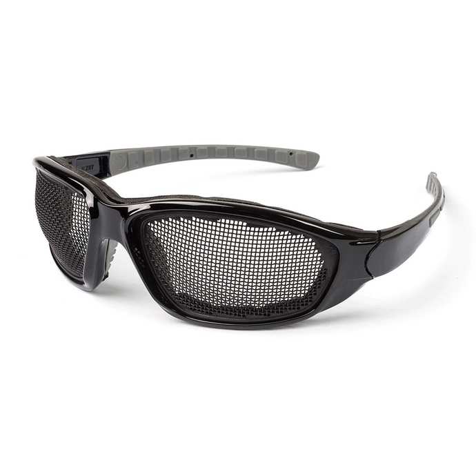 Notch Mesh Safety Glasses
