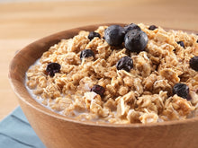 Load image into Gallery viewer, Granola  with Milk & Blueberries  (6 pouches/case)