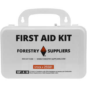 10-Person Industrial First Aid Kit - Class A