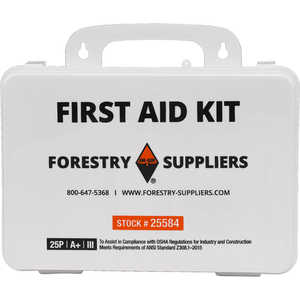 25-Person Industrial First Aid Kit Class A+