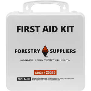 50-Person Industrial First Aid Kit Class A+
