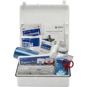 50-Person Industrial First Aid Kit Class B