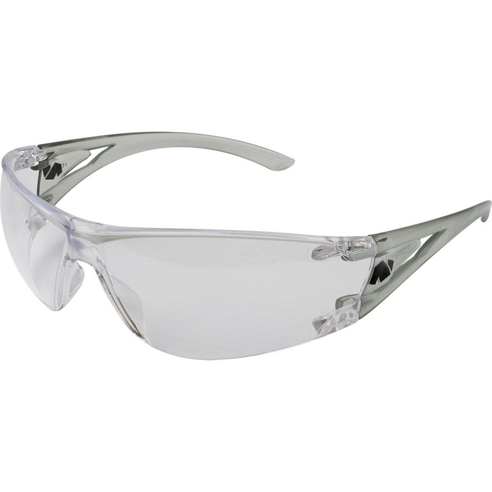 Notch Clear Anti-Fog Safety Glasses