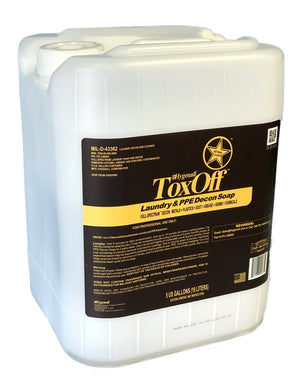 Hygenall® ToxOff™ Laundry Detergent