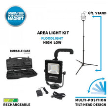 Load image into Gallery viewer, NSR-1514C Rechargeable LED Scene Light Kit